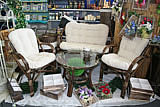 Articoli da giardino salotti da esterni tavolini sedie for Salotti esterni